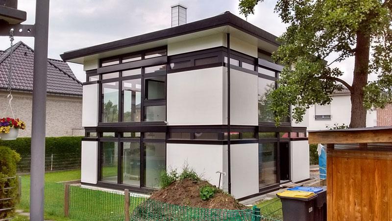 okimo ltd das moderne fachwerkhaus. Black Bedroom Furniture Sets. Home Design Ideas
